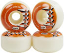 Baker 24 Hours Skateboard Wheels 4-Pack