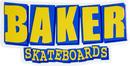 Baker Brand Logo Klistermærke