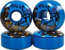 Bones Haslam Bohemian Skateboard Wheels 4-Pack