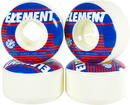 Element Athletic Skateboard Rollen 4 Stk.