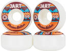 Jart Tipi Skateboard Wheels 4-Pack