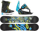 K2 Groms Mini Turbo Snowboard Pakke Large