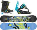 K2 Groms Mini Turbo Snowboard Package Largo