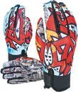 Level Pro Rider WS Ski Gloves