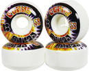 Plan B Team Flashback Skateboard wheels 4-Pack