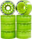 Roll-Line Helium Roller Skate Wheels 8-pack
