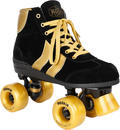 Rookie Authentic V2 Quad Roller skates Black/Gold
