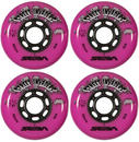 Pack de 4 Ruedas Seba Street Invaders 76mm