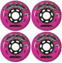 Seba Street Invaders 80mm - Ruedas (4 piezas)