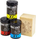 Skigo XC Kickwax Tour Pack