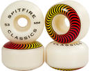 Pack de 4 roues Spitfire Classic Faders Skateboard