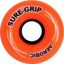 Sure-Grip Aerobic Roller skate Wheel