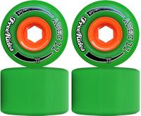 Abec11 Freeride Centerset Cruiser Wheels 4-Pack