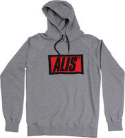 Alis Box Patch Hoodie