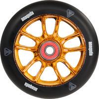 Anaquda U-shape Black-PU Pro Scooter Wheel Complete