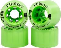 Atom Poison Hybrid Slim Roues 59mm Pack de 4