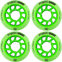 Atom Poison Savant Hybrid Wielen 59mm 4-pack