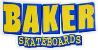 Baker Brand Logo Klistermärke