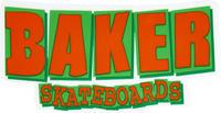 Baker Brand Logo Klistremerke