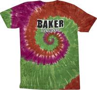 Camiseta Baker Brand Logo