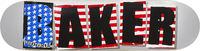 Baker Brand Logo USA Skateboard Deck