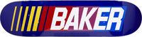Baker Pit Stop Skateboard Deck