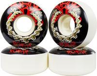 Bones Romar Chain Skateboard Hjul 4-Pack