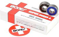 Bones Super Swiss 6 Bearings 16-pack