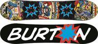 Burton Chopper Marvel Snowboard