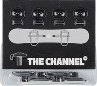 Burton M6 Channel Replacement Hardware Skruvar