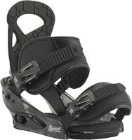 Burton Mission Smalls Black Snowboard Binding