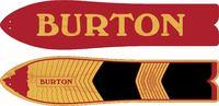 Burton The Throwback Snowboard