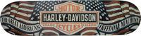 Darkstar Harley-Davidson Freedom Skateboard Deck