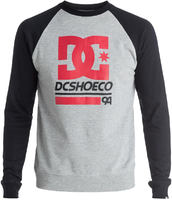 DC Shoes Rail Raglan Crewneck