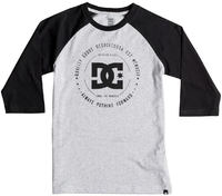 T-Shirt DC Shoes Rebuilt 3/4 - Jeunes
