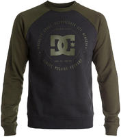 DC Shoes Rebuilt Crewneck Sweater