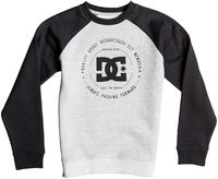 DC Shoes Rebuilt Barn Crewneck