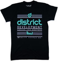 T-shirt District Supply Co Destroy