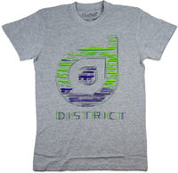 District Supply Co Sketch T-Shirts