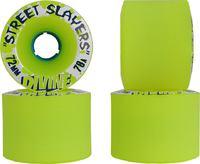 Divine Street Slayers Longboard Hjul 4-Pack 78a