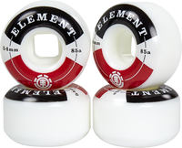 Element Filmer Skateboard Hjul 4-pack