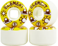 Element Los Amigos Skateboard wheels 4-pack