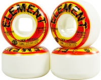 Element Shocked Street Ruedas Skateboard 4 piezas