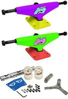Enuff Complete Skateboard Truck/Wheel set