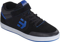 Etnies Marana MT Kinder Schwarz/Blau Skate Shoes