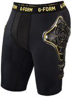 G-Form Pro X Compression Shorts Charcoal