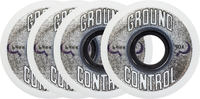 Ground Control 64mm Inline Hjul 4-Pakk
