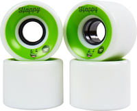 Happy Cruiser Roues Pack de 4