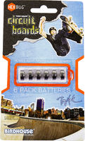 Hexbug Tony Hawk Circuit Board Reserve Batterij 6-Pack