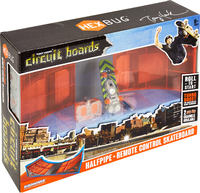 Hexbug Tony Hawk Fingerboard Circuit Board Powered Ramp Set